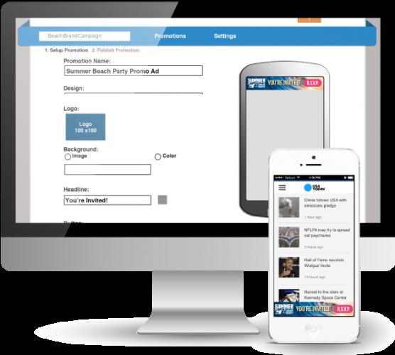 Design - Mobile Advertising Platform