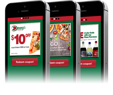 Rich Media Offers & Coupons