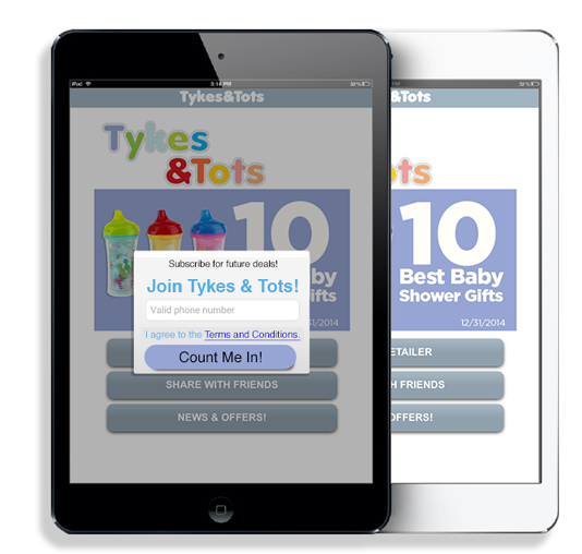 Re-Engage - Mobile Advertising Platform