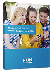 Download Marketer's Guide to Mobile Engagement 2014