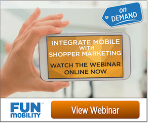 Integrate Mobile With Shopper Marketing Webinar