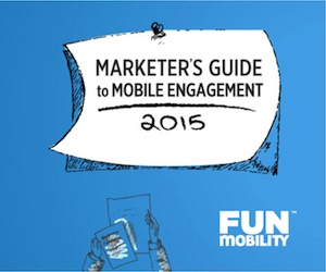 2015 Marketer's Guide to Mobile Engagement