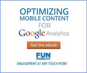 eBook Optimizing Mobile Content for Google Analytics