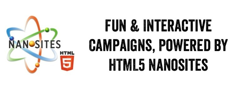 Marketing Solutions for a Mobile First World HTML5 Nanosites