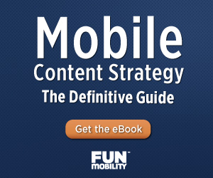 Mobile Content Strategy The Definitive Guide