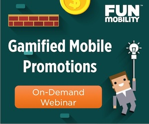 Gamified Mobile Promotions
