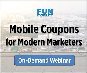 Mobile Coupons for Modern Marketers