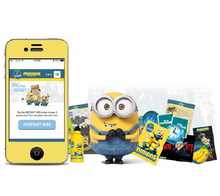 Mobile Engagement Solutions Mobile Prizes and Sweepstakes
