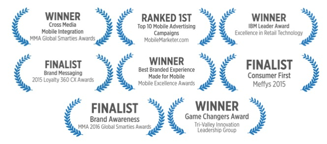 Digital Marketing Agency Awards and accolades