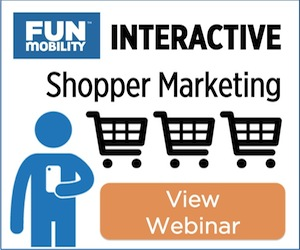 Interactive Shopper Marketing