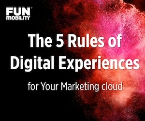 5 Rules of Digital Experiences for Your Marketing Cloud